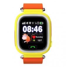 Детские GPS часы Wonlex GW100 Q80 желтые в Кирове