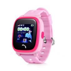 Детские GPS часы Wonlex GW400S DF25 W9 розовые в Кирове