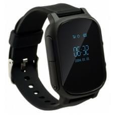GPS часы для взрослых Wonlex GW700 T58 черные в Кирове