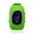 Детские GPS часы Wonlex Q50 зеленые в Кирове
