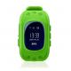 Детские GPS часы Wonlex Q50 зеленые